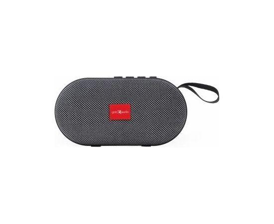 Gembird Bluetooth speaker Grey