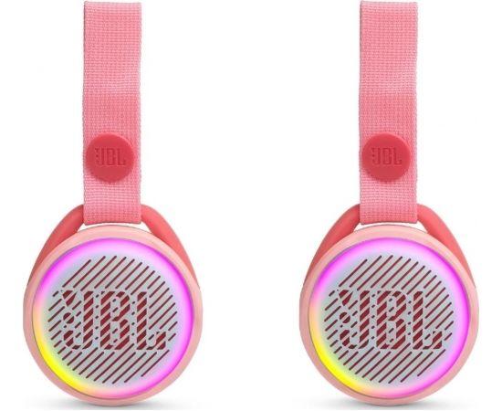 JBL portatīvā skanda bērniem, rozā - JBLJRPOPPIK