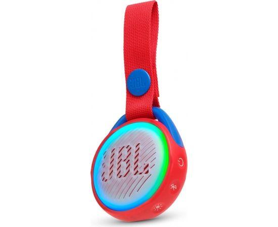 JBL portatīvā skanda bērniem, sarkana - JBLJRPOPRED