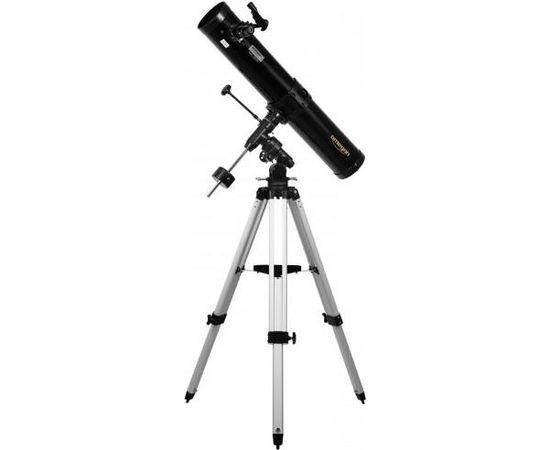 Teleskops N 130/920 EQ-3, Omegon