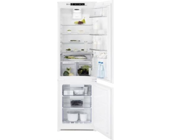 Electrolux ENT8TE18S iebūvējams ledusskapis 177cm A++