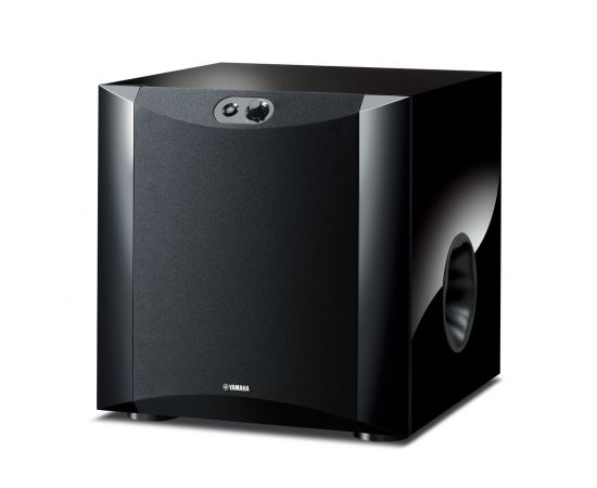 Yamaha NS-SW300-PB subwoofer Piano Black