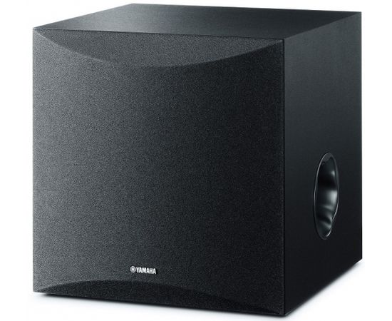 Yamaha NS-SW050 Black Subwoofer