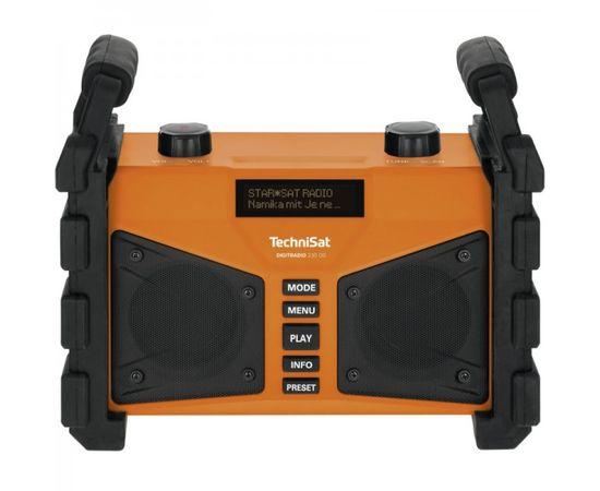Technisat TechniSat DIGITRADIO 230 OD, construction Radio(orange / black, Bluetooth, DAB +, FM)