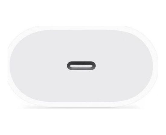 Apple USB-C power adapter 20W MHJE3 (Ir veikalā)