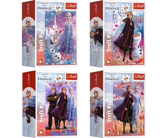 TREFL Mini puzle Frozen 2
