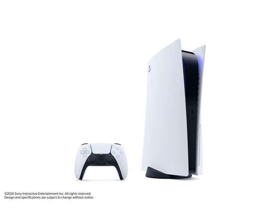 Sony PS5 PlayStation 5 4K Wi-Fi 1TB 825GB SSD Blu-ray Edition Console White Spēļu konsole (Ir veikalā)