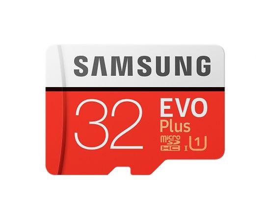 SAMSUNG EVO Plus microSDHC 32GB Class 10 UHS-I