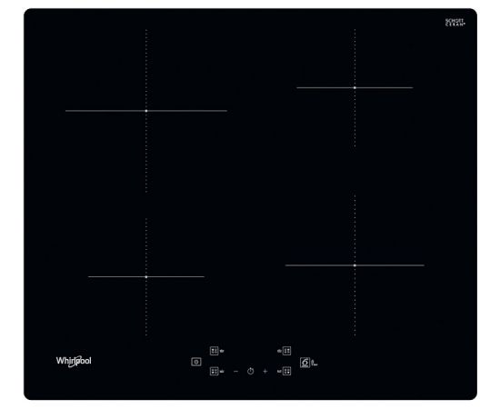 Whirlpool WSQ2160NE indukcijas plīts virsma 60cm