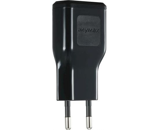 iMymax S2 Universāls 2.0A Tīkla Lādētājs USB Melns