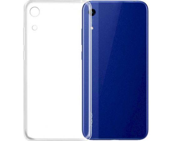 Fusion Ultra Back Case 1 mm Izturīgs Silikona Aizsargapvalks Priekš Huawei Y6S / Honor 8A / Y6 Prime 2019 Caurspīdīgs