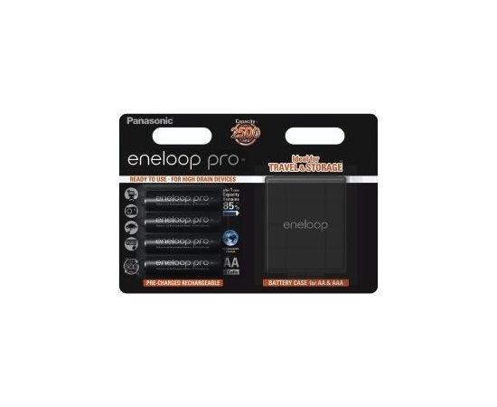 Panasonic Eneloop Pro AA / R6 2500mAh 4GB