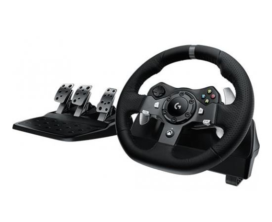 Logitech G920 Driving Force Steering wheel PC / Xbox ONE