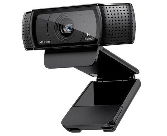 Logitech Full HD Pro Webcam C920 USB EMEA