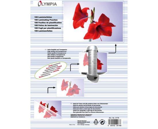 Olympia Laminēšanas plēves A4 ( 125 mic., 100gb. )
