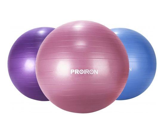 PROIRON Exercise Yoga Ball Balance Ball, Diameter: 75 cm, Thickness: 2 mm, Red, PVC