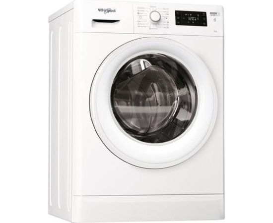 Whirlpool FWSG 61251 W EE N veļas mazgājamā mašīna 6kg 1200rpm