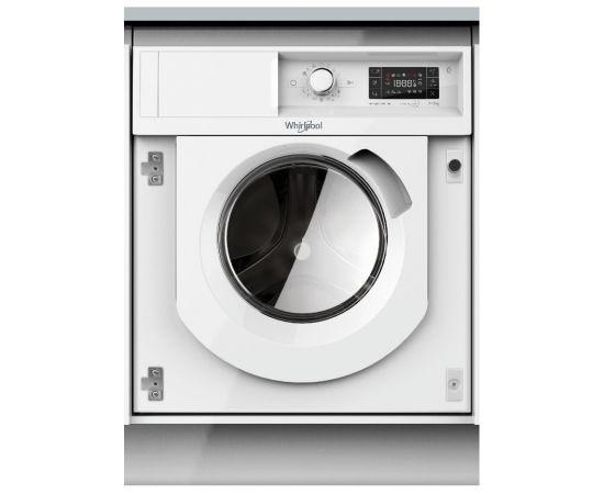 Whirlpool WDWG751482EUN veļas mazgājamā mašīna ar žāvāvētāju  iebūvējamā  7/5kg 1400rpm