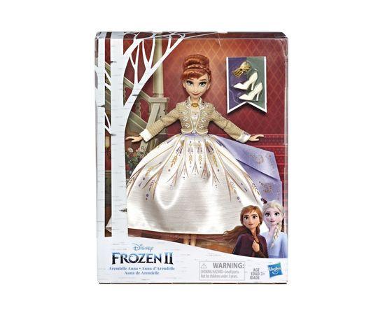 Hasbro Disney Frozen II Arendelle Anna Deluxe Fashion Doll E5499 / E6845
