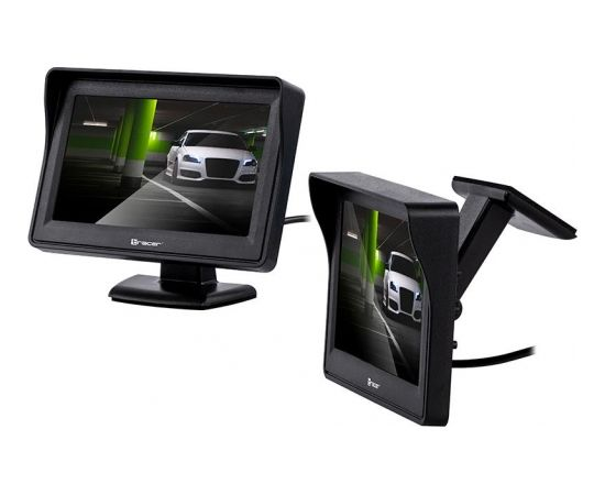 Tracer 46627 Rear view camera kit with monitor RVIEW S2