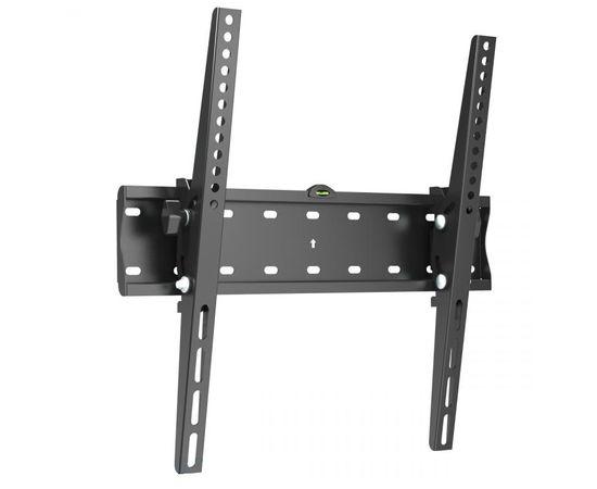 """Sienas turētājs LED/LCD/Plasma TV 32-55"""" (leņķis-12 grādiem)"""