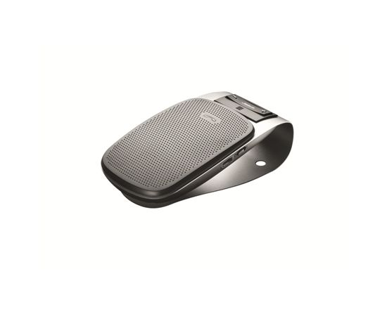Jabra Bluetooth In-Car Speakerphone Drive Microphone mute, 100 g, Black, Talk time 20 h, A2DP, 720 h, 5.6 cm, 1.8 cm, 10.4 cm,