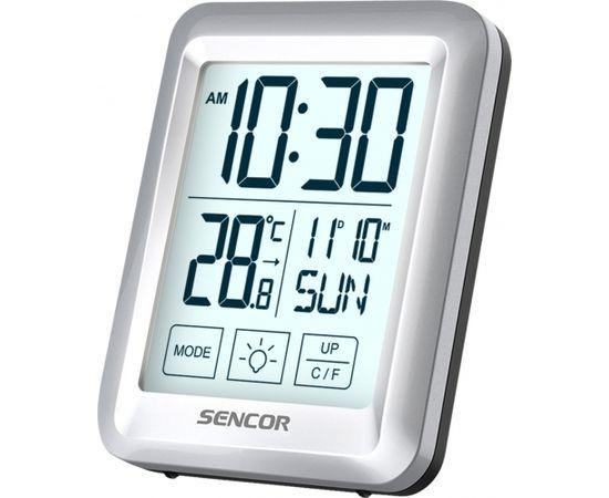 SENCOR Termometrs ar pulksteni