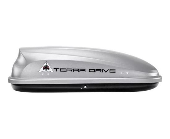 TERRA DRIVE 320 Jumta kaste Pelēka