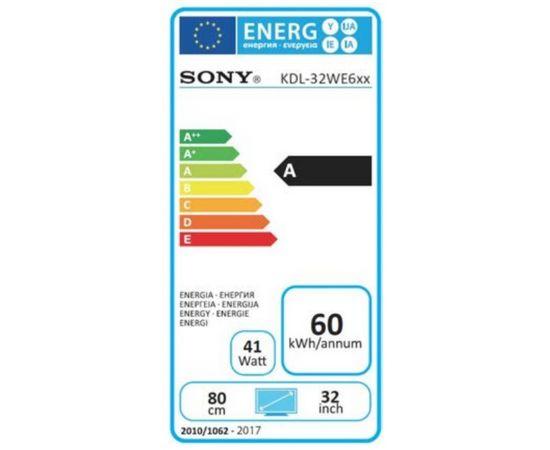 """Sony KDL-32WE615 32"""" Smart TV HD Ready Wi-Fi Black / Silver"""
