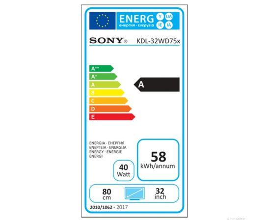 """Sony KDL-32WD757S 32"""" Full HD LED televizors"""