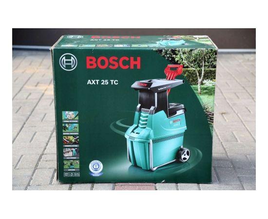 Bosch AXT 25TC Zaru smalcinātāj