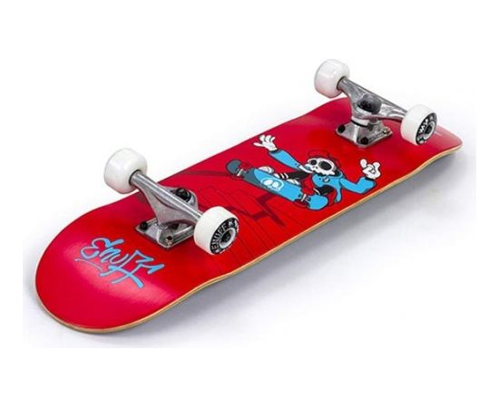 Frenzy Enuff Skully (Red) Skateboard