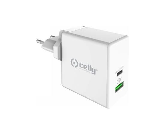 CELLY PROPOWER TRAVEL CHARGER 45W