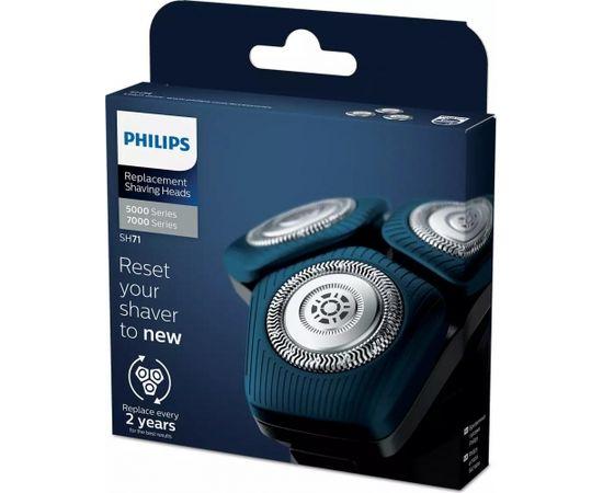 PHILIPS SH71/50 Shaver series 7000, 5000 Rezerves skuvekļa galviņas