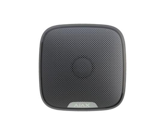 Ajax StreetSiren Wireless street siren (black)