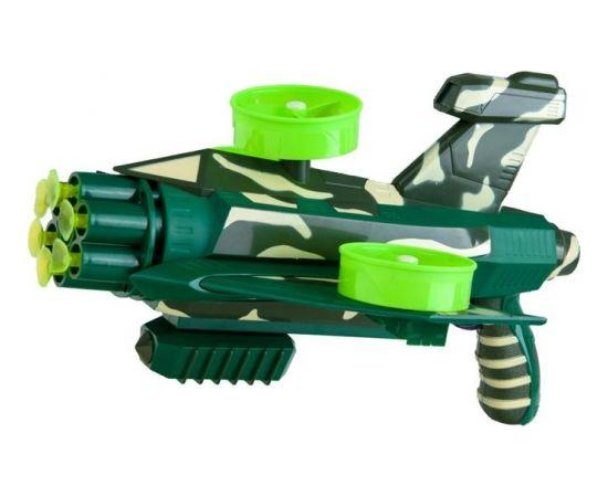 Šautene ar bultām-piesūcekņiem