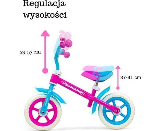 Milly Mally Balance velosipēds Dragon Candy