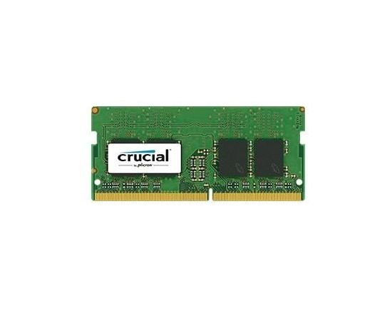 Memory Module | CRUCIAL | DDR4 | 4GB | 2400 MHz | 17 | 1.2 V | Number of modules 1 | CT4G4SFS824A