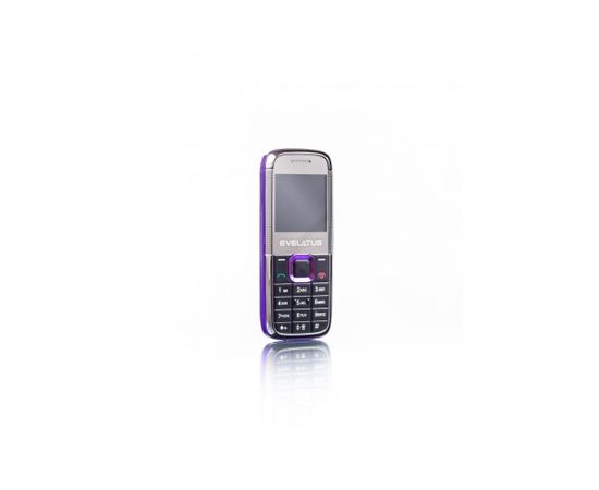 Evelatus EM01 Mini Dual SIM  black purple