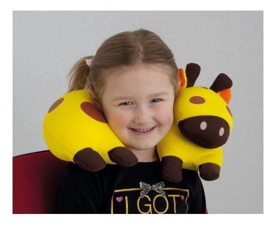 Travelsafe Neck Pillow Kids / Melna