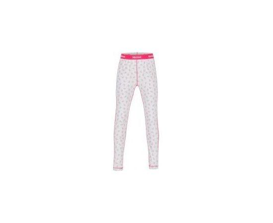 Termo bikses Girls Midweight Meghan Tight L Disco Pink/Ditzy Marmot