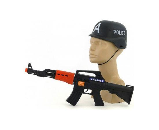 Adar Automāts ar ķiveri policijas ar skaņu un gaismu 457003