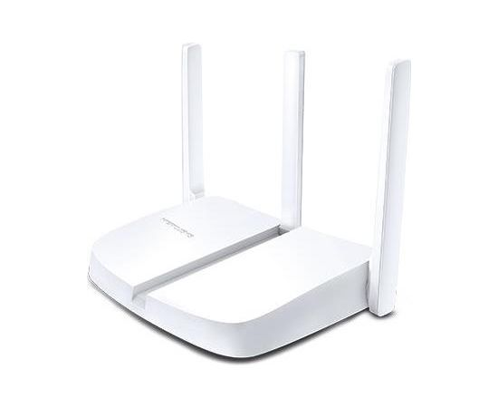 Wireless Router MERCUSYS Wireless Router 300 Mbps IEEE 802.11b IEEE 802.11g IEEE 802.11n Number of antennas 2 MW305R