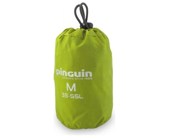 Pinguin Raincover M (35-55L) / Tumši zaļa / 35/55 L