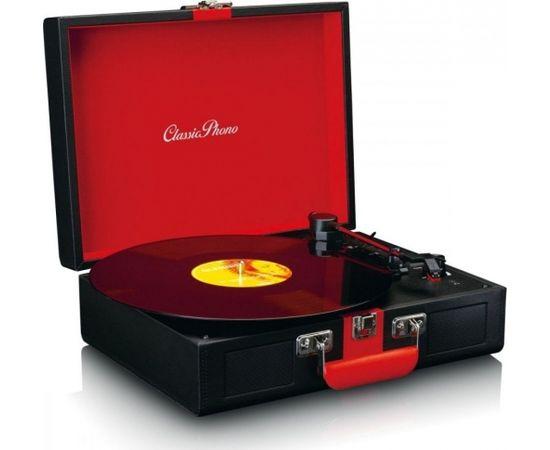 Gramofon Lenco Gramofon Lenco Classic Phono TT-110BKRD   bluetooth