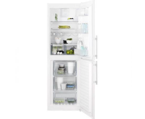 Electrolux EN3613MOW ledusskapis (sald. apakšā) 185cm