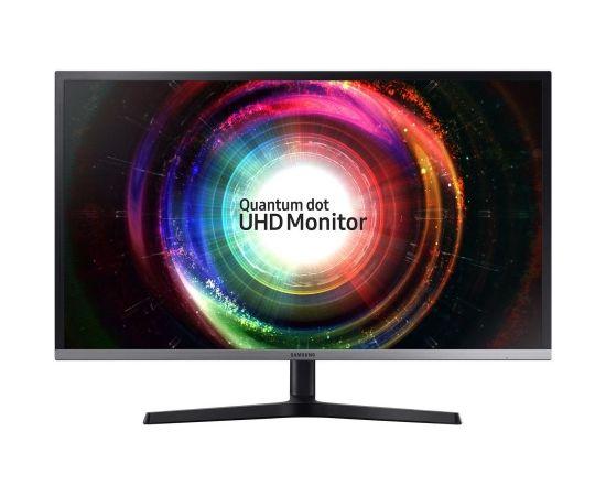 "LCD Monitor | SAMSUNG | U32H850 | 31.5"" | Business | Panel VA | 3840x2160 | 16:9 | 60Hz | Swivel | Pivot | Height adjustable | Tilt | Colour Black | LU32H850UMUXEN"