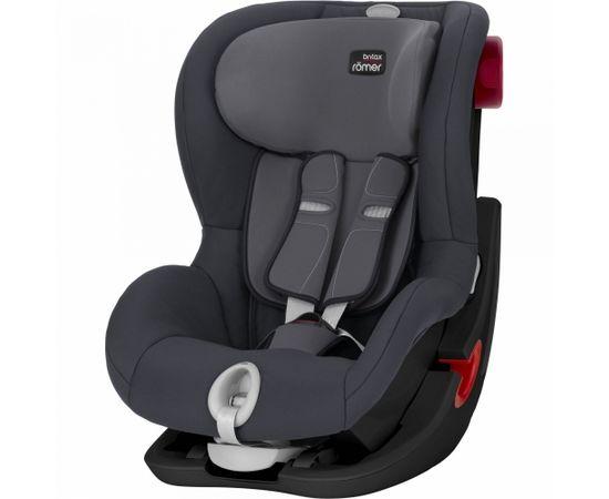 Britax - Romer BRITAX car seat King II LS Storm Grey BLS 2000025263
