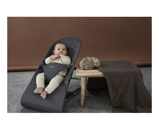 Babybjorn BABYBJÖRN bouncer Bliss Antracite, 006021