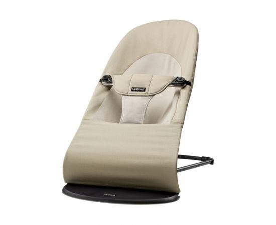 BABYBJÖRN šūpuļkrēsls  haki/bešs  005026